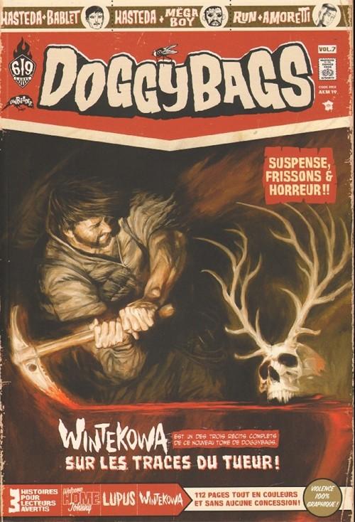 Couverture de Doggybags -7- Volume 7