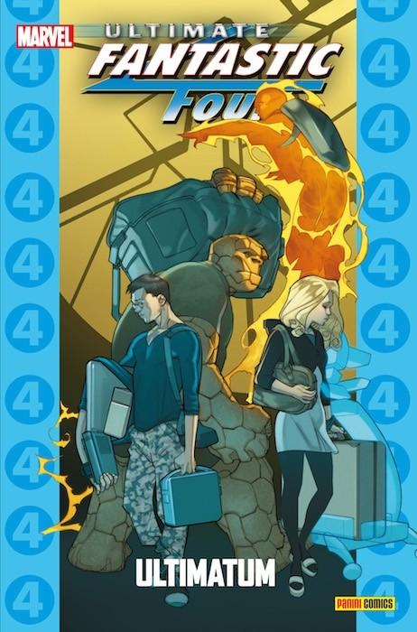 Couverture de Ultimate - Coleccionable Ultimate -78- Ultimate Fantastic Four 10: Ultimatum