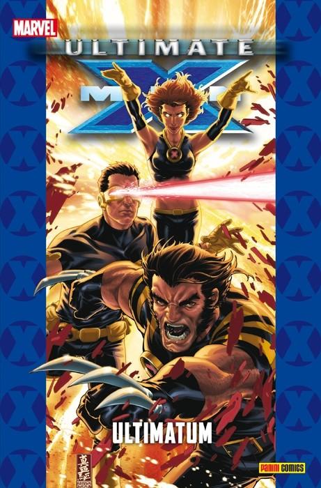 Couverture de Ultimate - Coleccionable Ultimate -77- Ultimate X-Men 15: Ultimatum