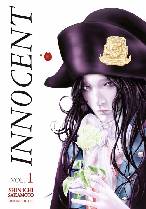 Couverture de Innocent -1- Le sang des innocents