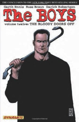 Couverture de Boys (The) (2006) -INT12- The bloody doors off