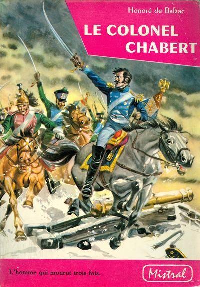 Couverture de (AUT) Funcken - Le colonel Chabert