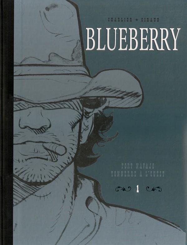 Couverture de Blueberry (Intégrale Le Soir 2) -1INT- Intégrale Le Soir - Volume 1