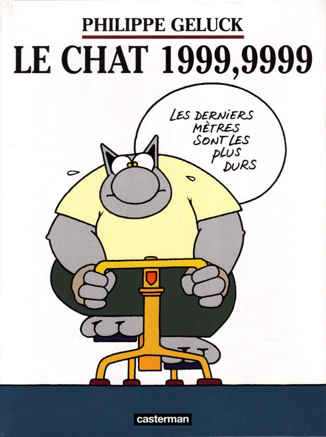 Couverture de Le chat -8- Le Chat 1999,9999