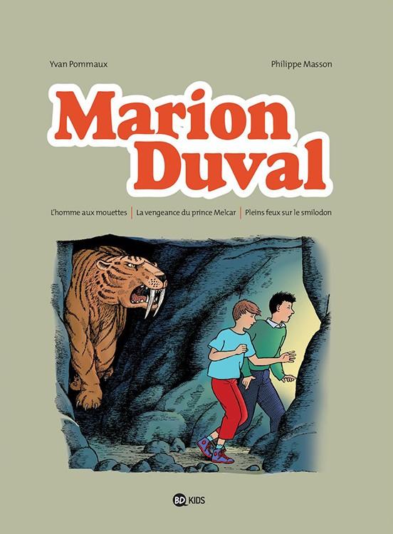 Couverture de Marion Duval -INT3- Tome 3