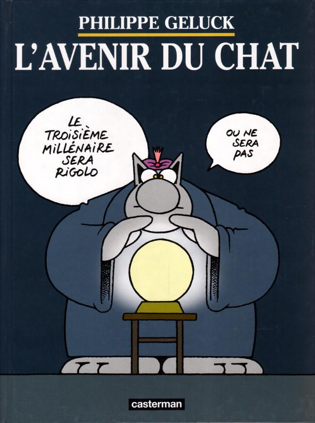 Couverture de Le chat -9- L'Avenir du Chat