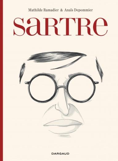 Couverture de Sartre - Une existence, des libertés