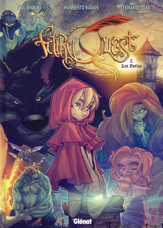 Fairy Quest - T02 - Les parias