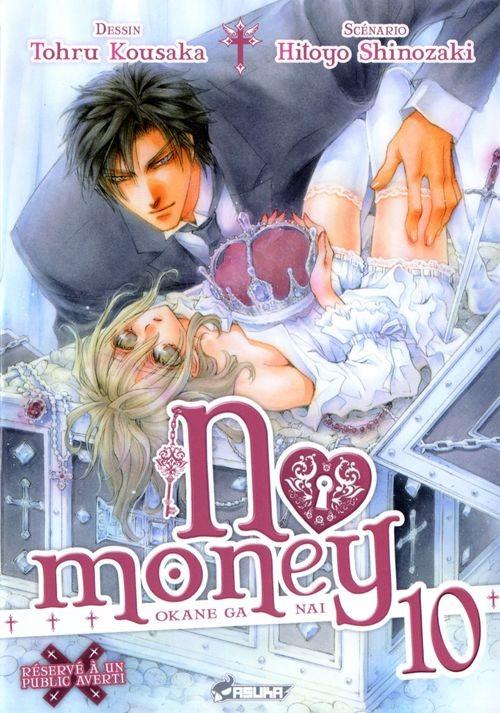 Couverture de No Money -10- Tome 10