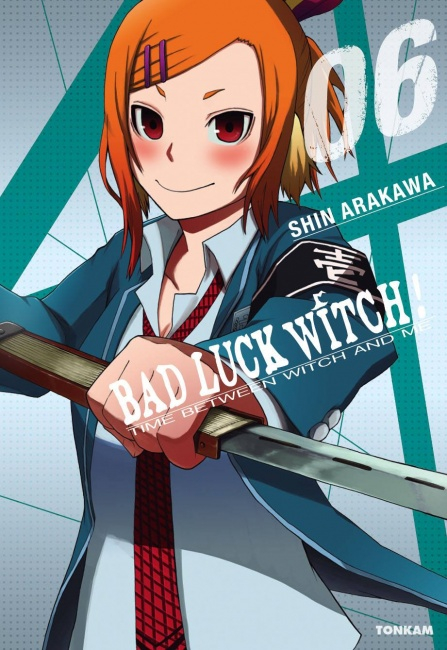 Bad Luck Witch! - Time Between Witch and Me