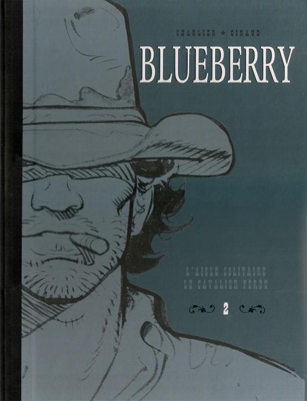 Couverture de Blueberry (Intégrale Le Soir 2) -2INT- Intégrale Le Soir - Volume 2