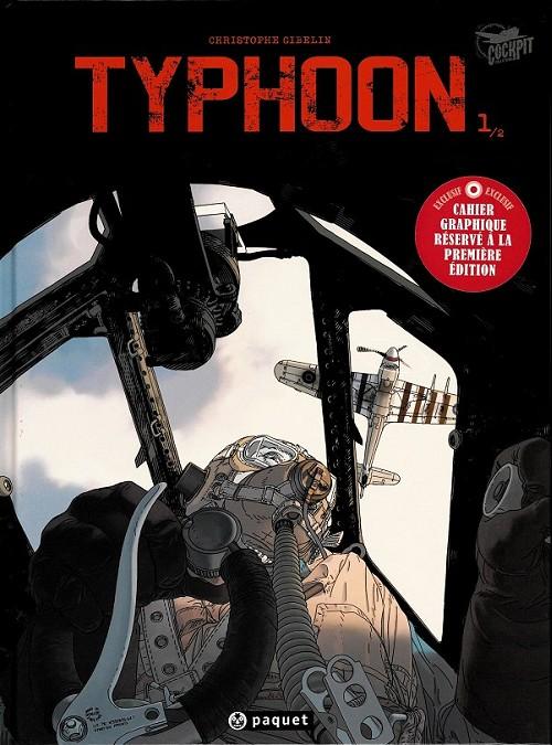 Couverture de Typhoon -1- Tome 1/2
