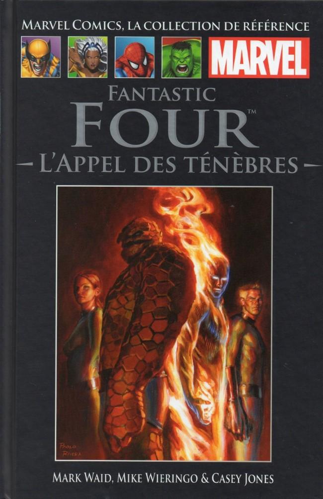 Couverture de Marvel Comics - La collection (Hachette) -2932- Fantastic Four - L'appel des ténèbres