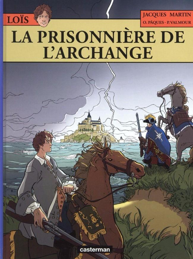 Couverture de Loïs -7- La prisonnière de l'archange