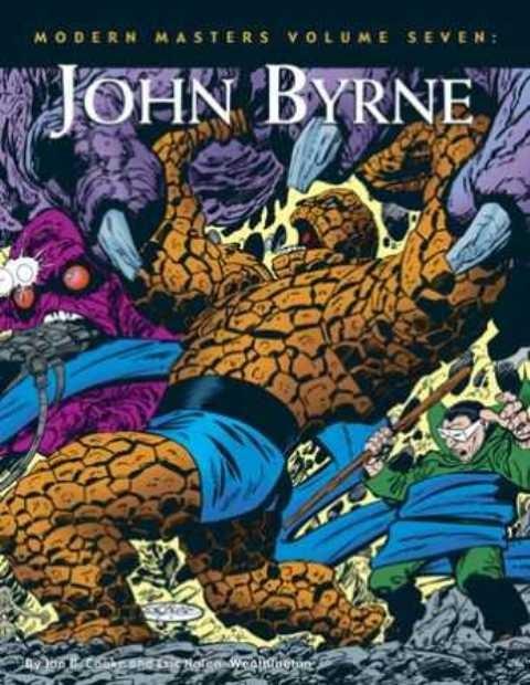 Couverture de (DOC) Modern Masters (2003) -7- John Byrne