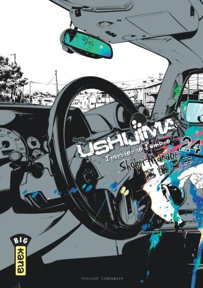 Couverture de Ushijima - L'usurier de l'ombre -24- Tome 24