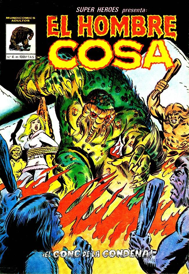 Couverture de Super Heroes presenta (Vol. 3) -4- ¡El gong de la condena!