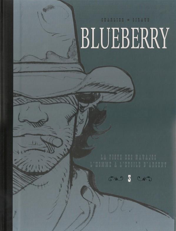 Couverture de Blueberry (Intégrale Le Soir 2) -3INT- Intégrale Le Soir - Volume 3