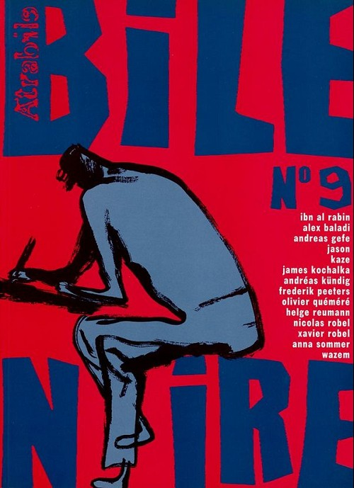 Couverture de Bile noire -9- Automne 2000