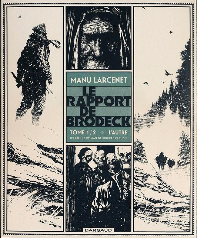 Couverture de Le rapport de Brodeck -1- L'autre