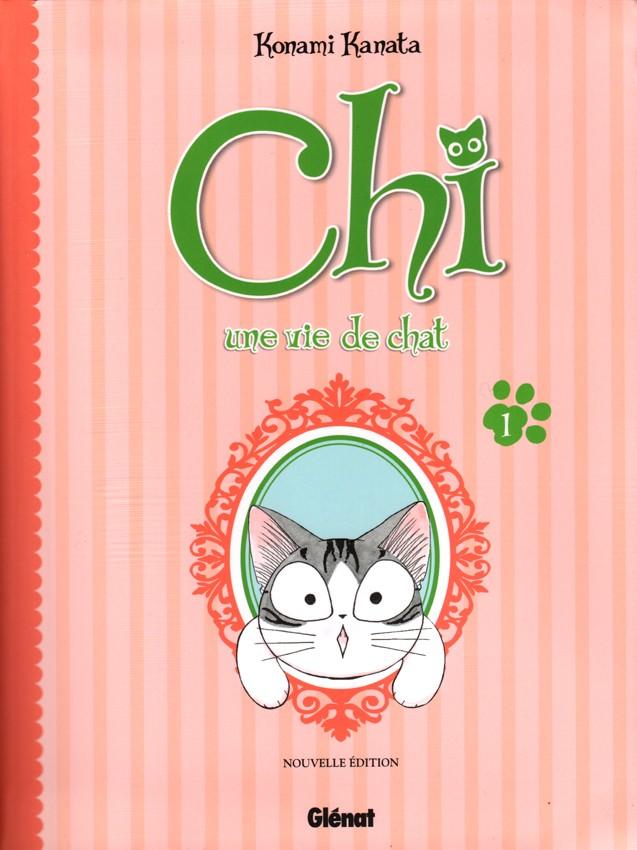 Couverture de Chi - Une vie de chat (grand format) -1- Tome 1