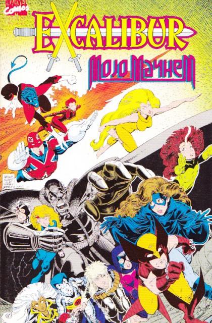 Couverture de Excalibur (1988) -HSa- Mojo mayhem