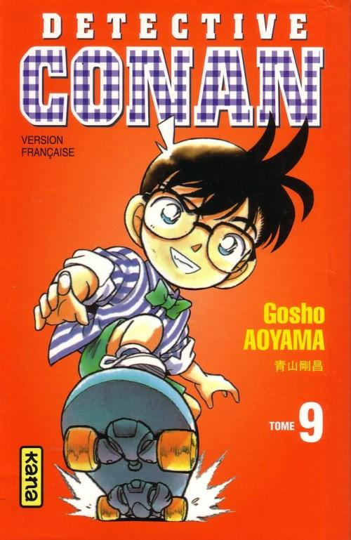 Couverture de Détective Conan -9- Tome 9
