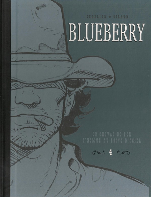 Couverture de Blueberry (Intégrale Le Soir 2) -4INT- Intégrale Le Soir - Volume 4