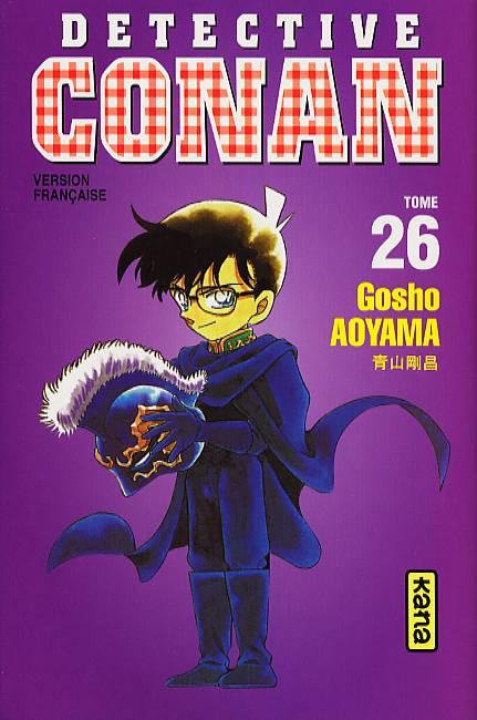 Couverture de Détective Conan -26- Tome 26