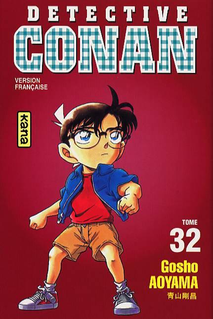 Couverture de Détective Conan -32- Tome 32