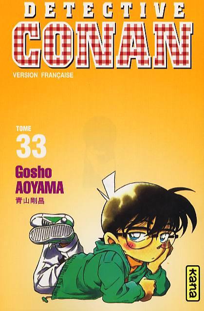 Couverture de Détective Conan -33- Tome 33