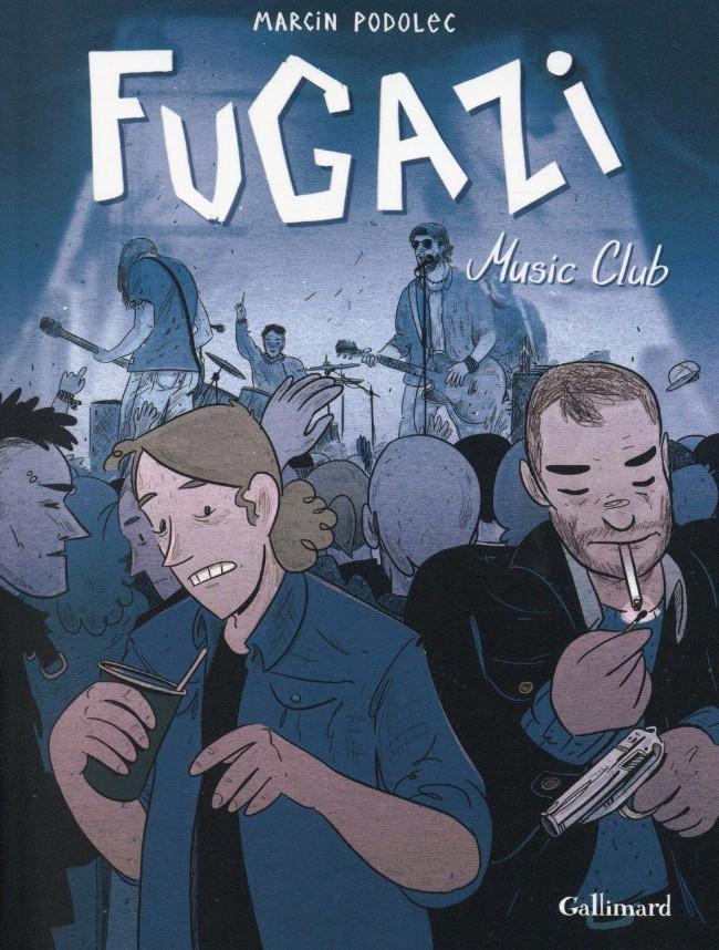 Couverture de Fugazi Music Club