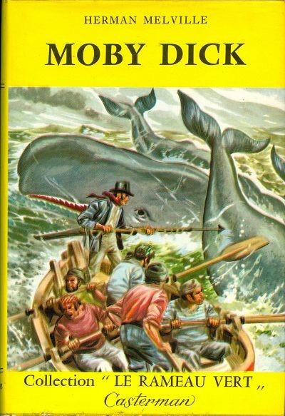 Couverture de (AUT) Funcken - Moby Dick