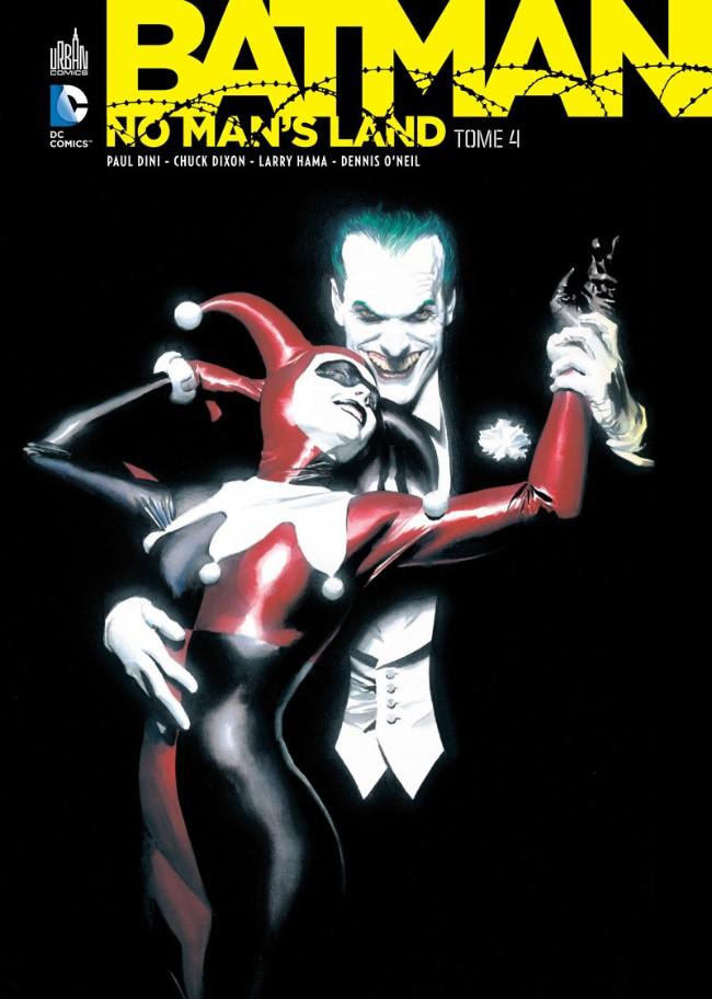 Couverture de Batman : No Man's Land -4- Tome 4