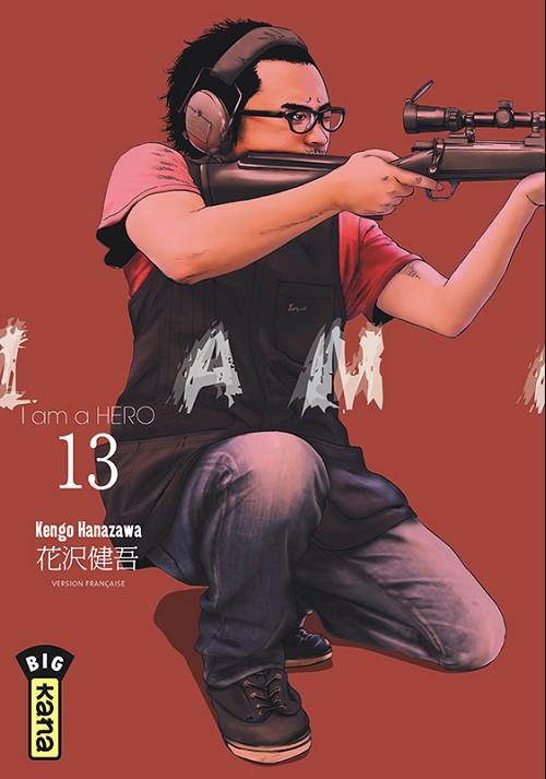 Couverture de I am a hero -13- Tome 13