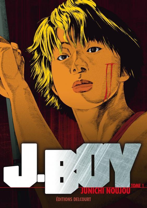 Couverture de J. Boy -1- Tome 1