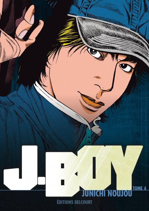 Couverture de J. Boy -4- Tome 4