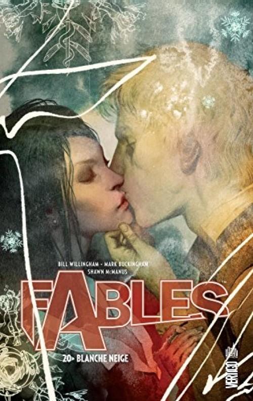 Couverture de Fables (Urban Comics) -20- Blanche Neige