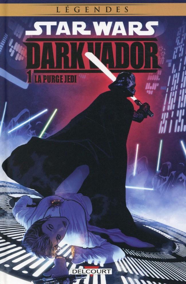 Couverture de Star Wars - Dark Vador -1- La Purge Jedi
