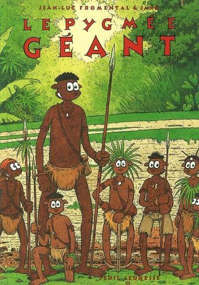 Couverture de (AUT) Jano - Le pygmée géant
