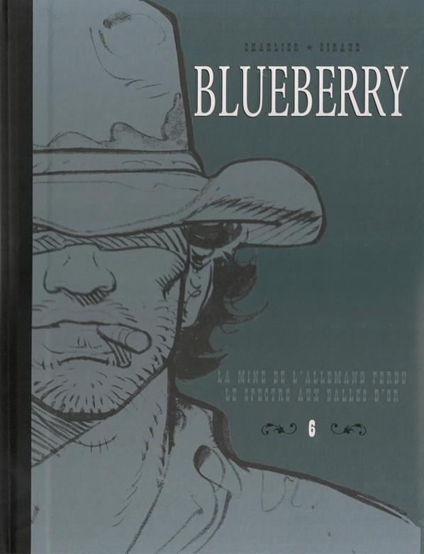 Couverture de Blueberry (Intégrale Le Soir 2) -6INT- Intégrale Le Soir - Volume 6