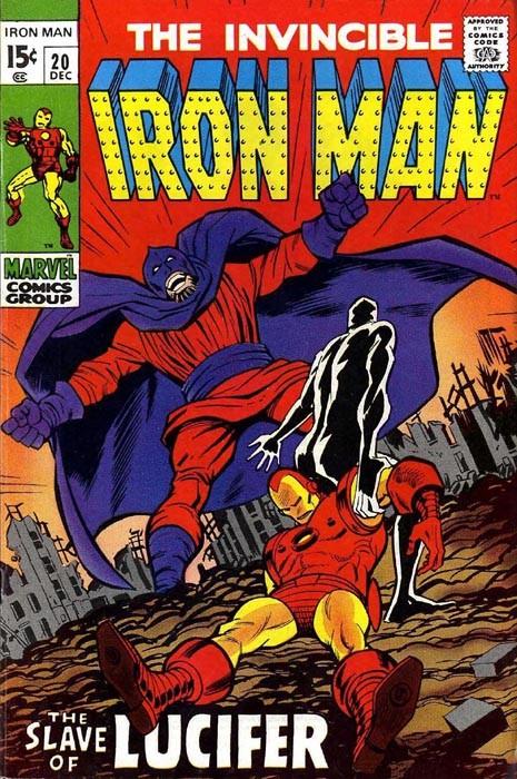 Couverture de Iron Man Vol.1 (Marvel comics - 1968) -20- Who serves Lucifer!