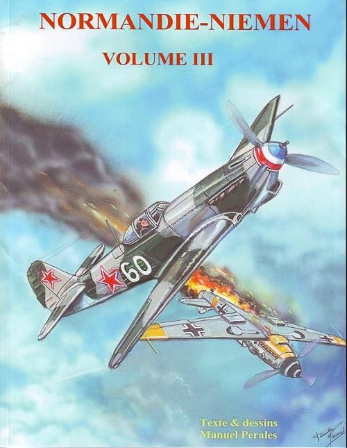 Couverture de Biggles présente... -11- Normandie-Niemen - Volume III