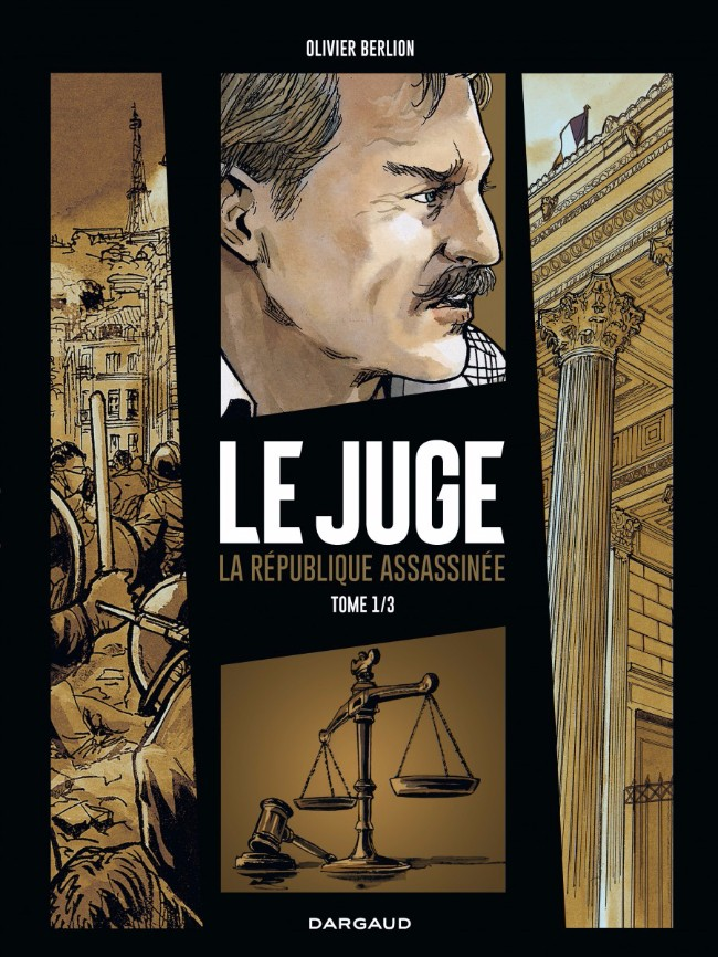 Le Juge Tome 1