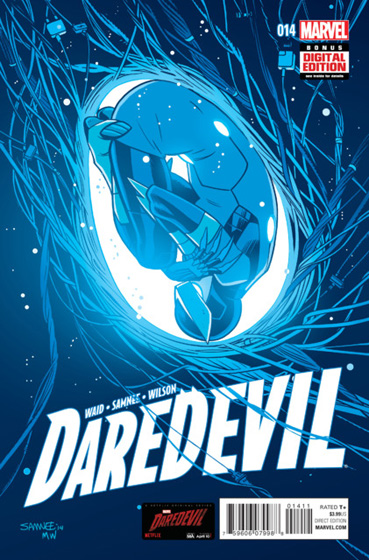 Couverture de Daredevil Vol. 4 (Marvel - 2014) -14- Untitled