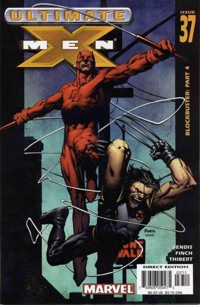 Couverture de Ultimate X-Men (2001) -37- Blockbuster (Part IV)