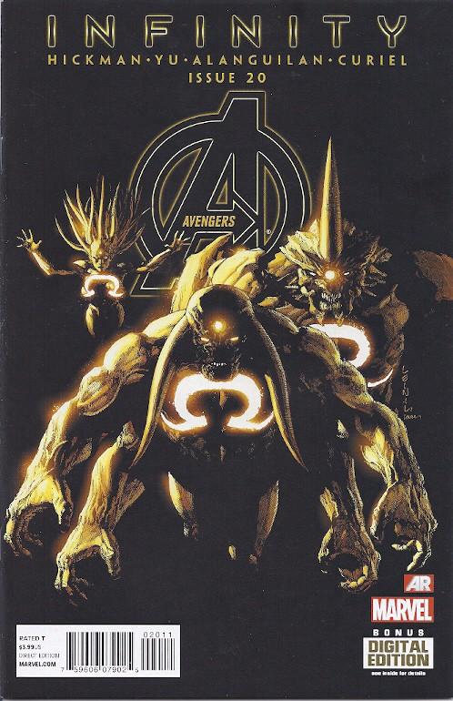 Couverture de Avengers Vol.5 (Marvel comics - 2013) -20- The Offer