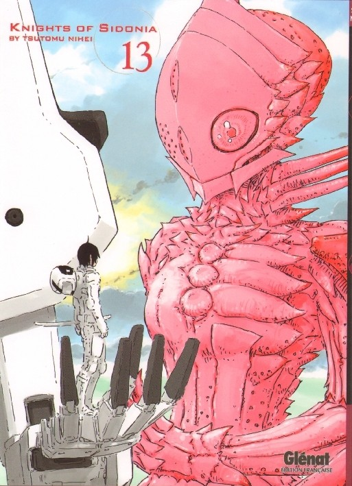 Couverture de Knights of Sidonia -13- Tome 13
