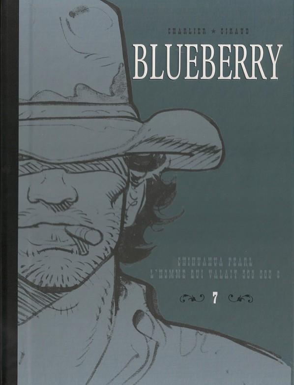 Couverture de Blueberry (Intégrale Le Soir 2) -7INT- Intégrale Le Soir - Volume 7