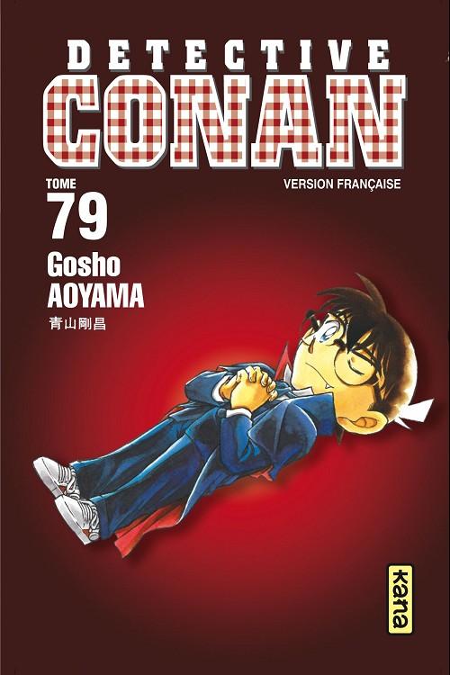 Couverture de Détective Conan -79- Tome 79